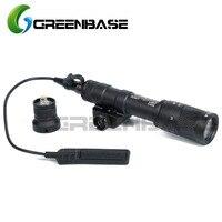 Greenbase M600V-IR Скаут свет белый свет и ИК выход оружие свет светодиодный фонарик Охота 400 люмен фонарик 20 мм рельс
