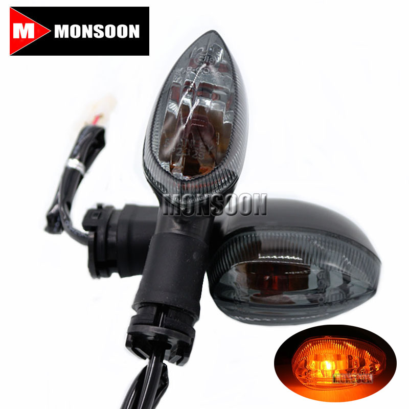 For YAMAHA FZ-6N FZ-6S Fazer FZ-6R FAZER FZ1N FZ8/FAZER TDM900 MotorcycleBlinker Turn Signal Light Indicator Lamp Smoke доска для объявлений dz 1 2 j8b [6 ] jndx 8 s b