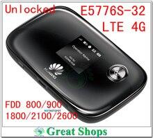 Entriegelte Huawei e5776 150 mbps E5776s-32 lte 3g 4g tasche mifi Router 4g wifi dongle 4g wireless pk E5786 E5573 E5577 E589 e5372