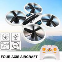 4CH Quadcopter Neon 3D Flip LED Night Lights Durable Professional Toy Kids Gift Drone Premium Aircraft