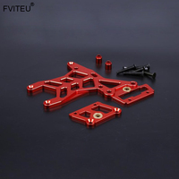 FVITEU CNC Alloy Rear Upper Connecting Plate set for 1/5 HPI Baja 5b ss 5t 5sc Rovan King Motor
