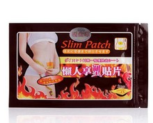 Lazy Bone Magnetic Effective 10pcs/set Slim Patch Slim Patch Patches Slimming Loss Weight Fitness Health Pad