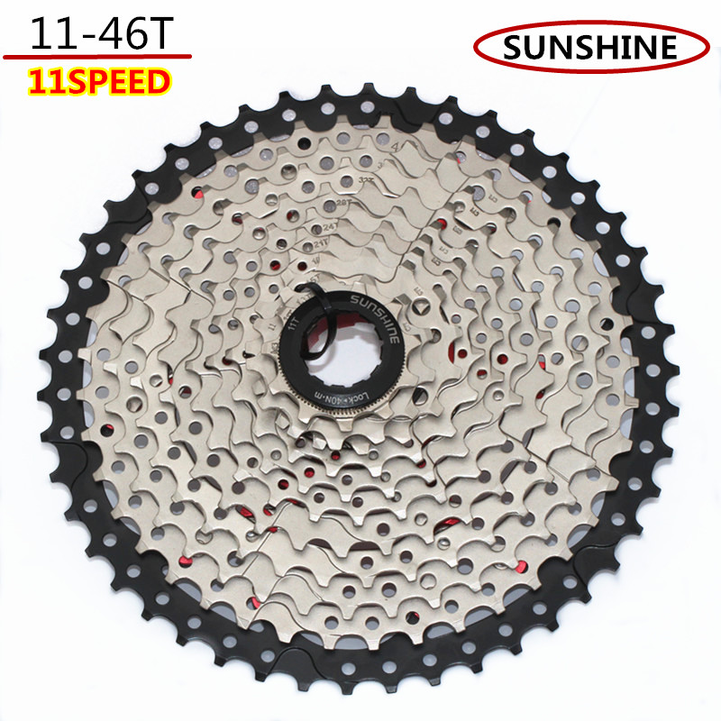 Cassettes, Freewheels & Cogs Shimano Mtb Bike Deore Xt M8000 Cycling Bike Sprocket 11 Speed 11-46t Cassette