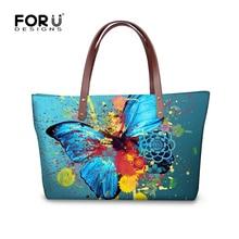 Berühmte Marken Frauen Top-griff Taschen Hochwertigen 3D Schmetterling Blume Damen Handtaschen Weibliche Große Tote Schulter Messenger Bags