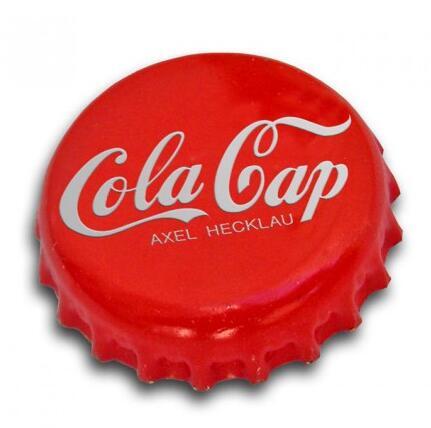 Gorra de Cola de Axel Hecklau trucos de magia