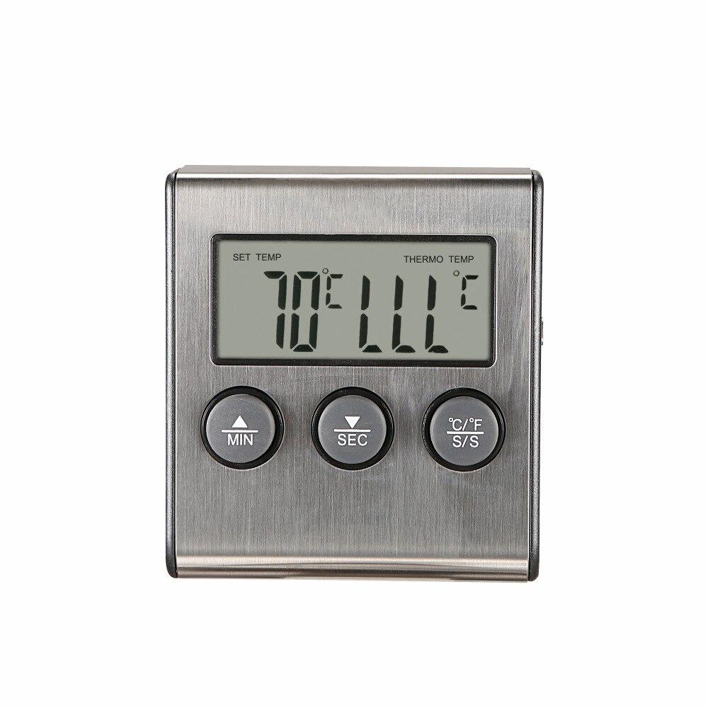 MOSEKO Digitale Oven Thermometer Keuken Voedsel Koken Vlees BBQ Sonde - Huishouden - Foto 2