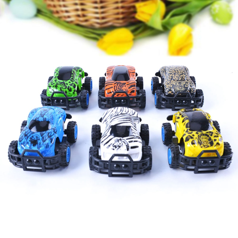 3 Styles Color Random Mini Diecast SUV Car Toy Construction Vehicle Toy Car Model Set Birthday Gift Toys For Children Boy
