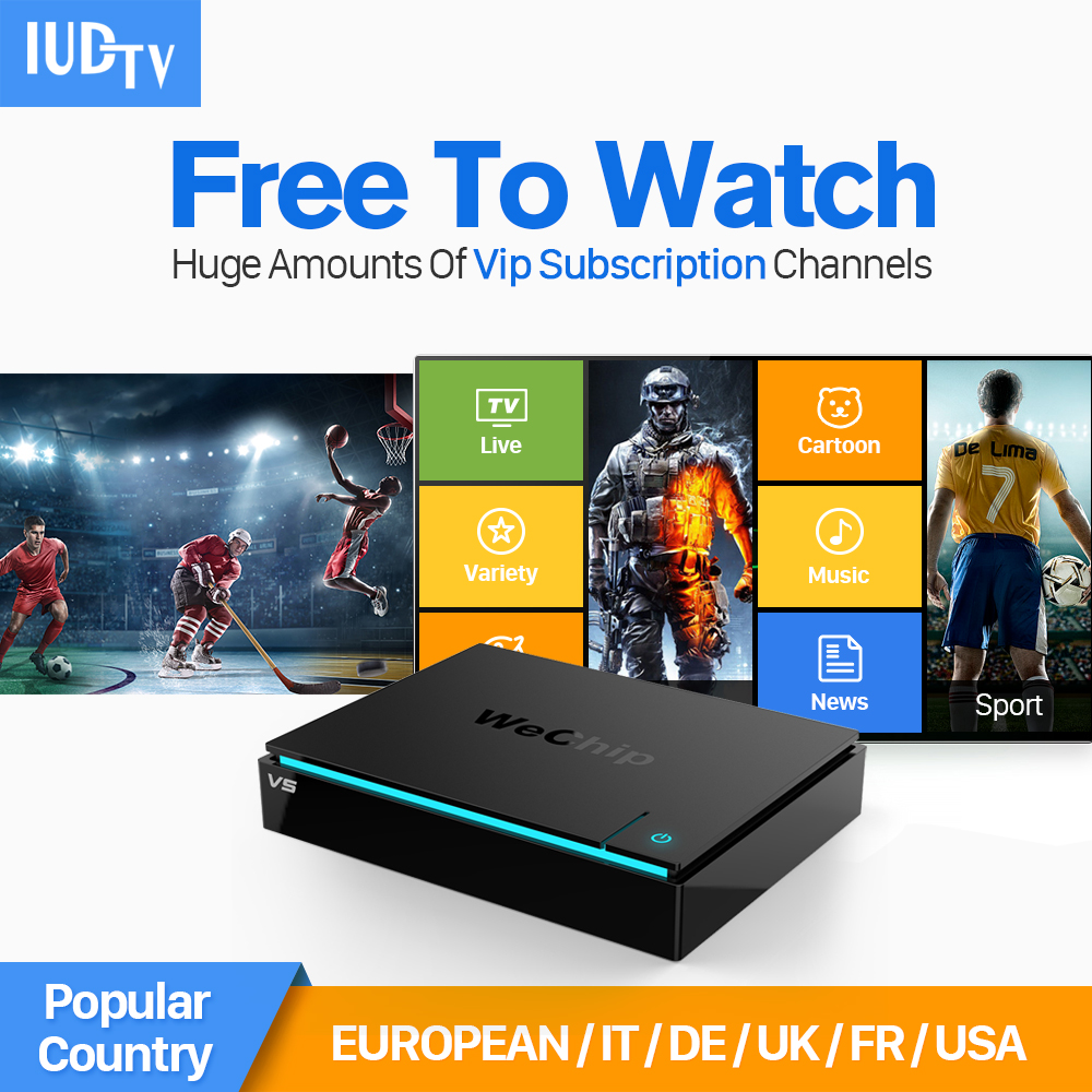 Dalletektv Android 6.0 TV Box 2G+16G 4K IPTV Box + Arabic IPTV Europe Itlian IPTV Subscription 1 Year IUDTV IPTV Account Code x92 android iptv box s912 set top box 700 live arabic iptv europe french iptv subscription 1 year iptv account code