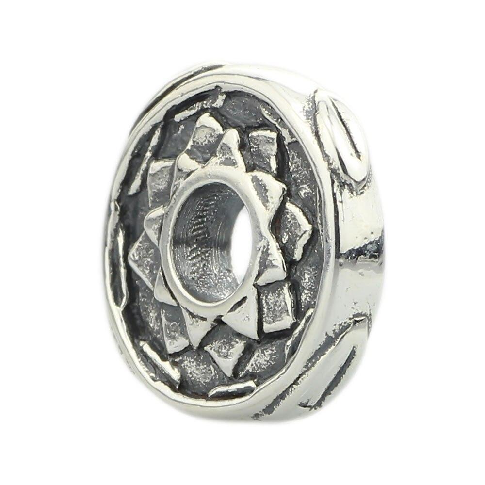 Dream Catcher Bead Authentic 925 Sterling Silver Charms Jewelry Fit European Style Diy Original Pandora Bracelet & Necklace