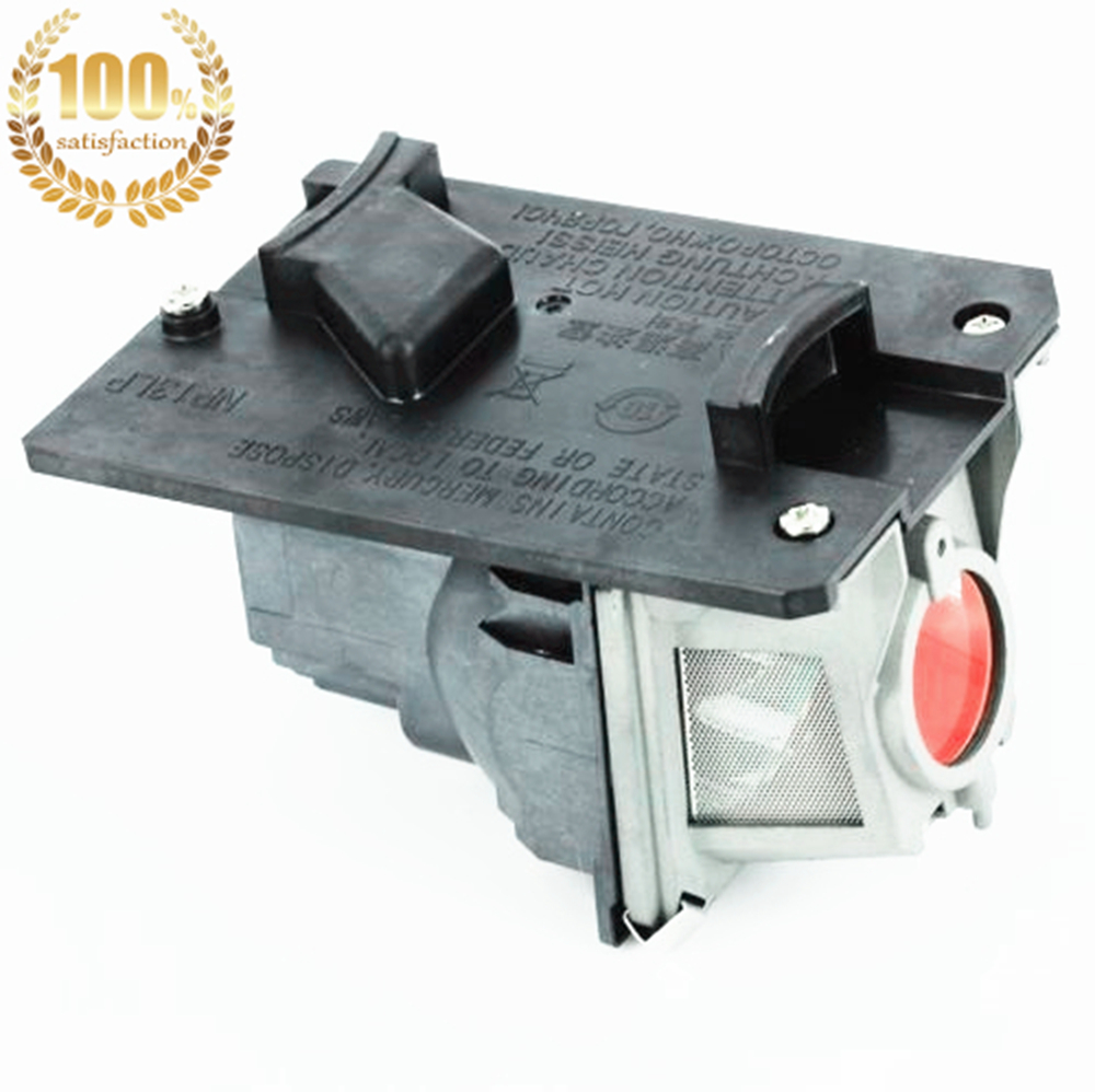 WoProlight NP13LP projektorlampe med hus til Nec V260W NP110 NP115 - Hjem lyd og video - Foto 3