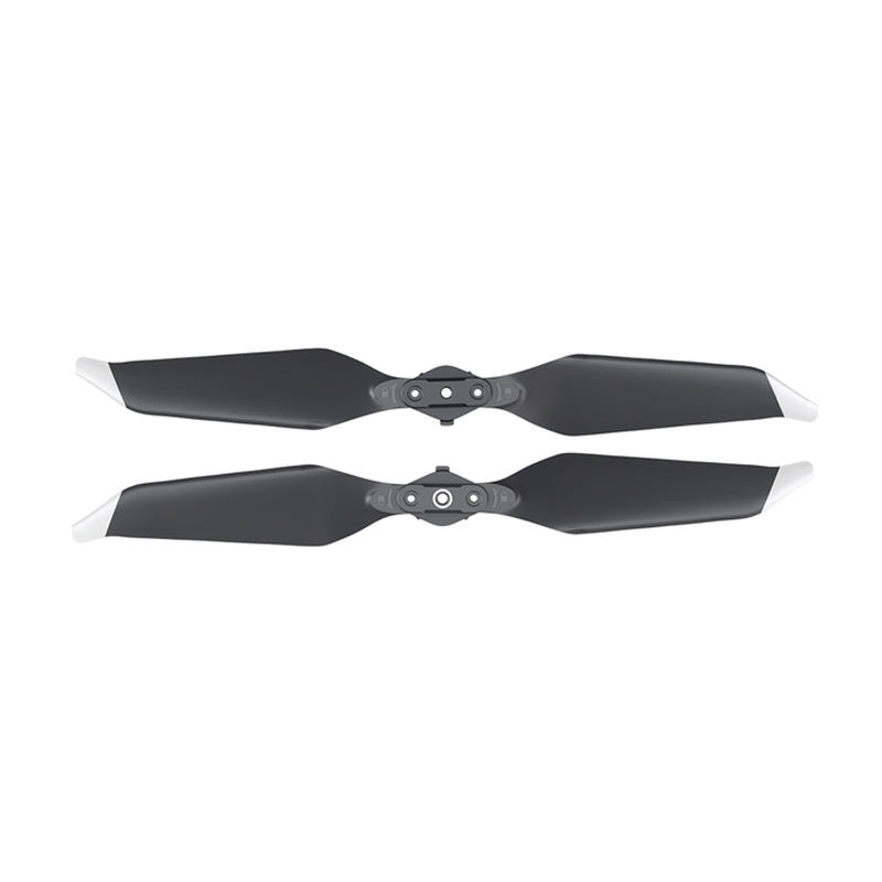 8331 Propellers For DJI Mavic Pro And Mavic Pro Platinum Low Noise Quick Release ( Silver ) Original Accessories 1 Pair