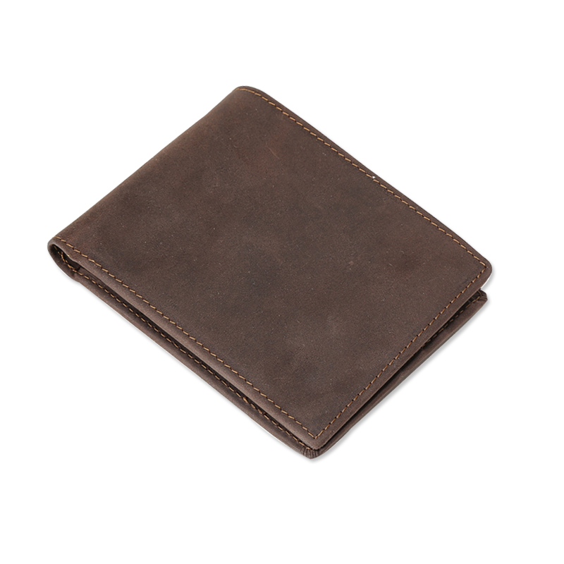 Male Purse Cow Genuine Leather Men Wallets Luxury Handbag Purse Short Style Coin Pocket Card Holder Clamp For Money Male Wallet 2016 top hot fashion genuine cow leather brand men wallets coin pocket male purse card holder