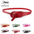 [DWTS] 2017 women's 100% cowskin thin belt belts for women genuine leather strap women fashion belt ceinture cinturones mujer
