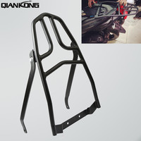 Black Rear Carrier Luggage Rack For YAMAHA AEROX155 NVX155 Motorcycle Accessories Rear Luggage Support Cargo Shelf Bracket