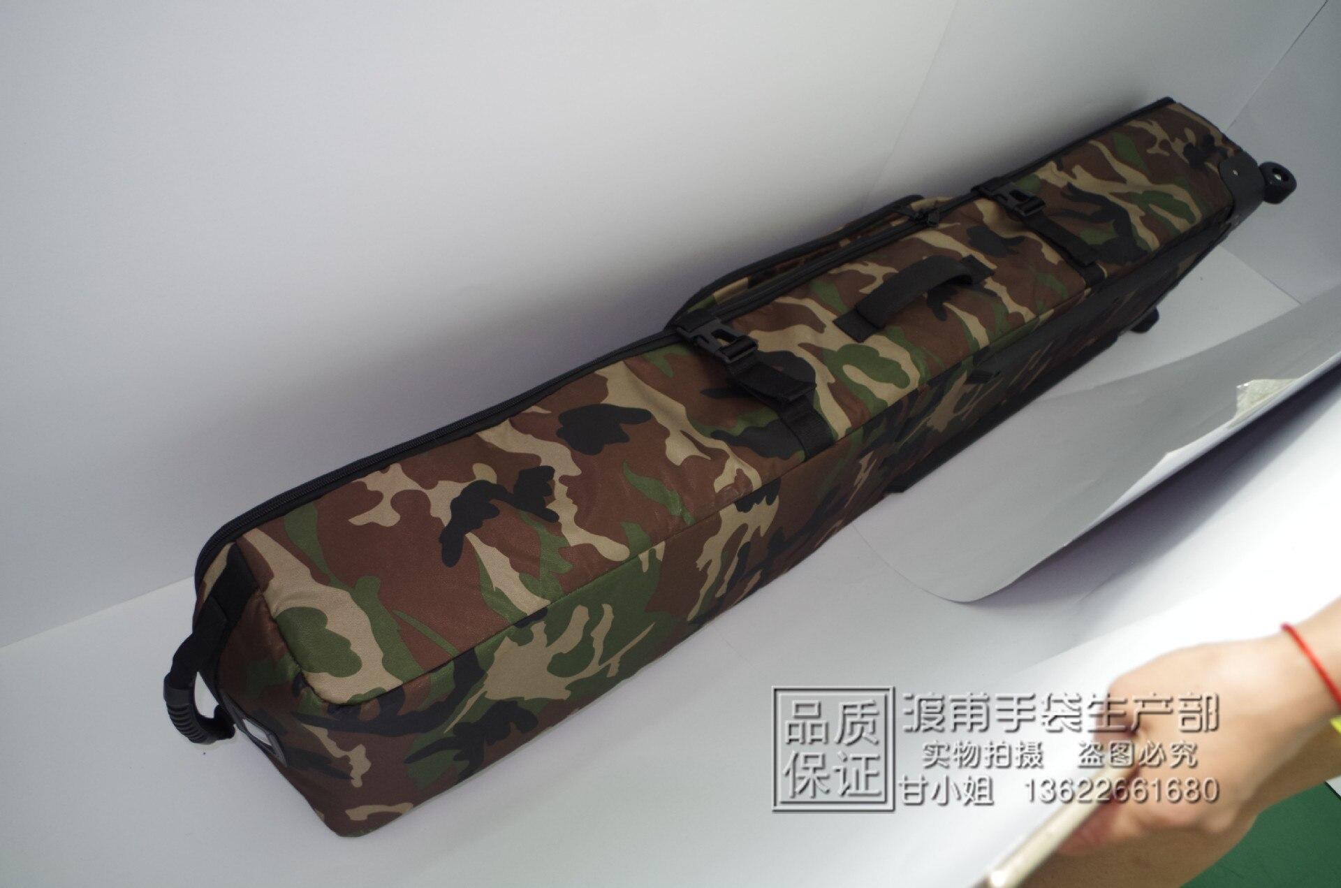 Nouvelle Boutique de Ski d'hiver 160 cm sac de Snowboard sangle de Camouflage avec roues A4792 - 2