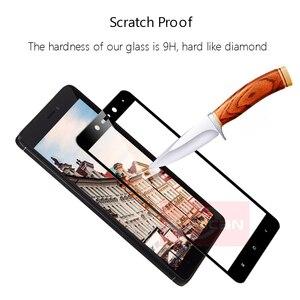 Image 5 - מלא כיסוי מזג זכוכית עבור Xiaomi Redmi 4X ראש Pro 4A 5A הערה 4X MTK X20 32GB 64GB הגלובלי גרסה 4X Snapdragon625 הערה 5