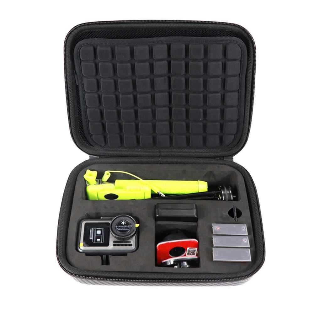 Headphnes Shock-proof Carrying Case Portable Travel Bag Protective Storage Box for OSMO Action Camera