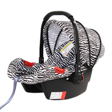 Neonatal on board vehicle child car safety seat baby baby sleeping basket basket type chair