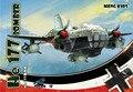 MENG CRIANÇAS mPLANE 003 Ele 177 BOMBARDEIRO [Edição Q]