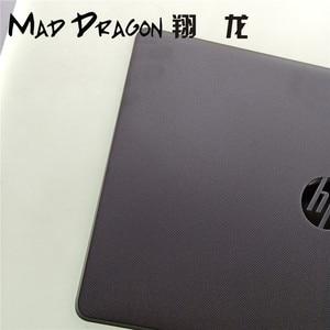 Image 2 - Совершенно новый брендовый ЖК чехол бренда MAD DRAGON, задняя крышка ЖК дисплея для HP 15T BR 15T BS 15Z BW 255 G6 929893 001 AP2040002H0, черный корпус