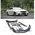 One Set Fiber Glass W207 WALD Protection Body Kit For Mercedes Bens E Coupe 2009-2012 DHL shipping