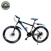Love Fredom 21 24 Speed Aluminum Alloy Bicycle 26 Inch 29 Inch Mountain Bike Variable Speed