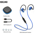 PLEXTONE BX240 Беспроводные Bluetooth Наушники Спорта Sweatproof Стерео Бас Музыки Гарнитура с Микрофоном для xiaomi iPhone Samsung