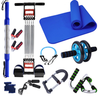 Men's Fitness Equipment Set home gym Home exercise combination grip bar arm home exercise equipment
