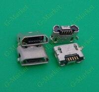 Conector Micro USB de 5 pines de 20 a 500 Uds. Enchufe hembra de 5 pines para PAD/tablet/móvil|female micro usb connector|female power connector|female usb connector -