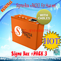 free shipping sigma box Pack3 Actived For Huawei