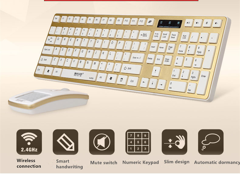 Handwriting Keyboard For Pc : maorong trading wireless keyboard and mouse combo for all in one desktop laptop with handwriting ~ Russianpoet.info Haus und Dekorationen
