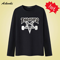 Thrasher Mens Hoodies and Sweatshirts New Arrival 3xl Cotton  Sweatshirt Men Autumn Winter Hip Hop in Long Sleeve hoodie Loose