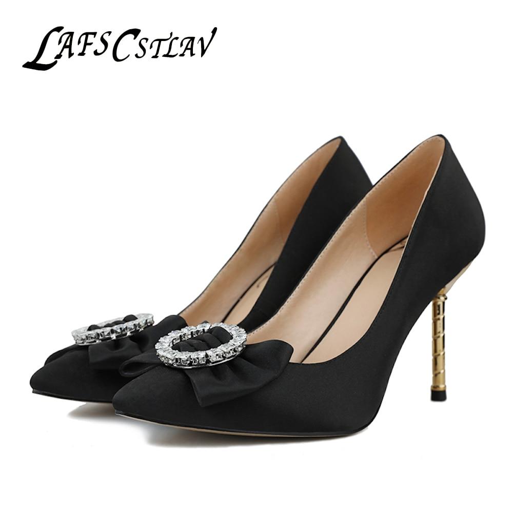 LAFS CSTLAV सुंदर उच्च एड़ी पंप्स - महिलाओं के जूते