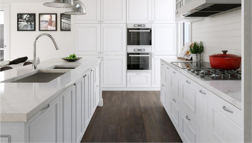 2017 Hot Sales Free Design Kitchen Cupboard Furniture For