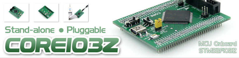 STM32F103ZET6 development board