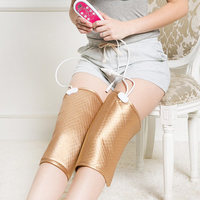 Electrical Vibrating Heating Knee Belt Gloves Massage Joint Leg Arm Body Electric Massager Health Care Tool Therapy Foot