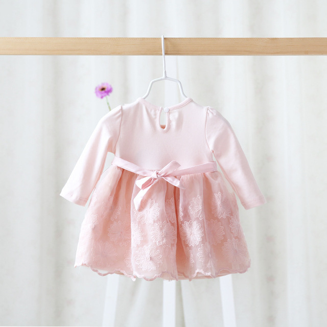 sweet and lovely princess dress clothes for baby girl 1
