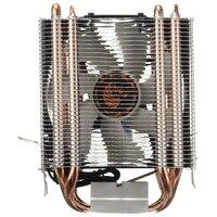 4 heatpipe cpu cooler dissipador de calor para intel lga 1150 1151 1155 775 1156 (para amd) novo