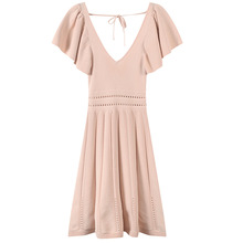 Up Summer Hollow Dress