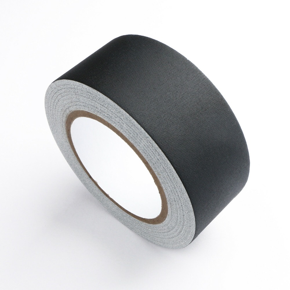 Gaffer Tape Non Reflective Black Water Proof Insulating Tape 2