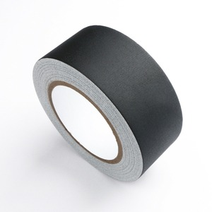 """Image 1 - Gaffer Tape Non Reflective Black Water Proof Insulating Tape 2"""" x 30 yard by U.S. Solid"""