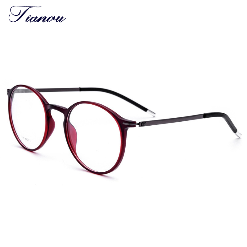 Optical glasses frame Spectacles glasses frame TR90 eyeglasses frame IP Plating never fade