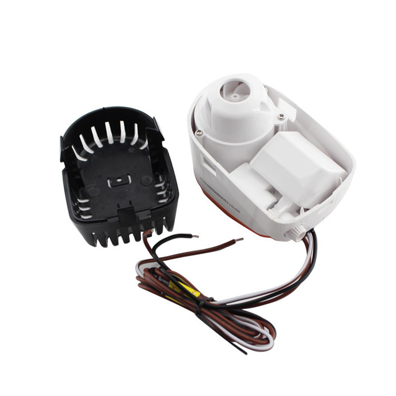 Image 4 - 750 GPH Automatic Bilge Pump 12V Marine Boat Submersible Pump Water Drain Pump-in Marine Pump from Automobiles & Motorcycles
