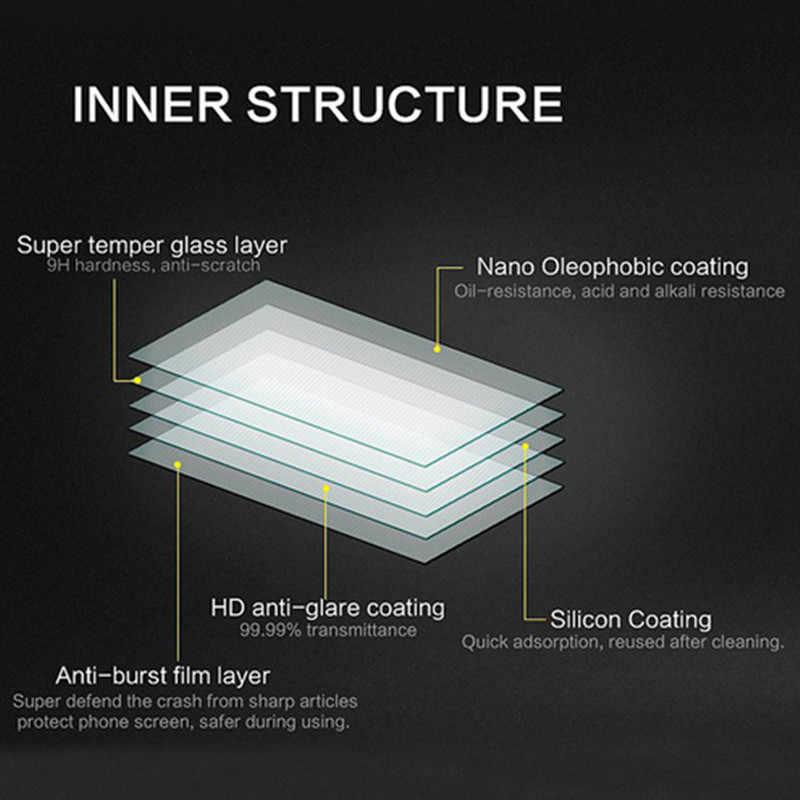 9H قسط الزجاج المقسى ل LG ماجنا H502 H502F H520N C90 G4 البسيطة G4C واقي للشاشة تشديد protecti