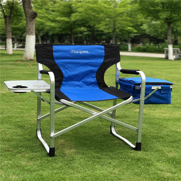 4 Chairs Folding Director Chair Outdoor