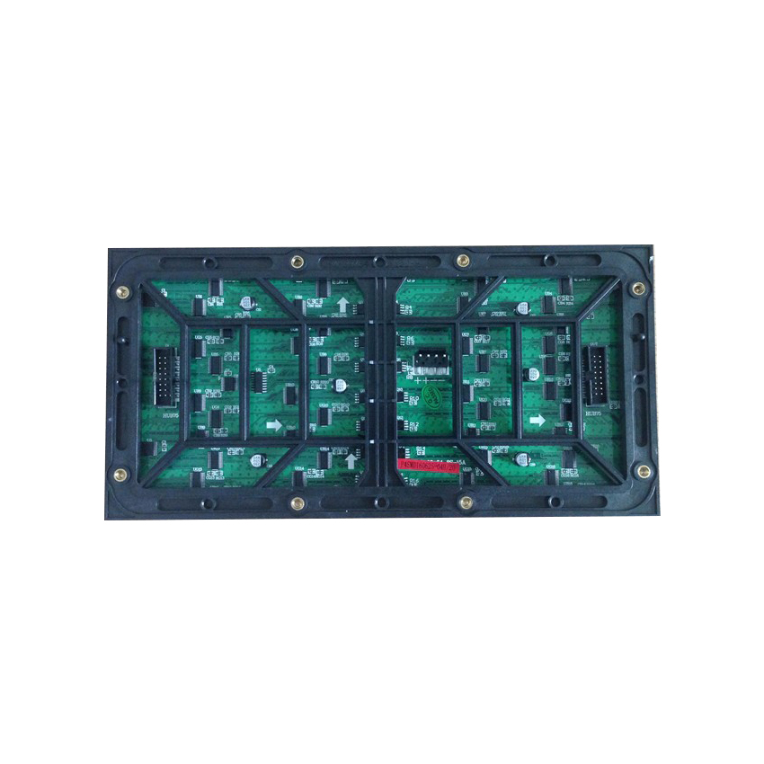 High Quality HD P4 RGB LED Display Outdoor LED Module 64x32dots P3 P4 P5 P6 P8 P10 Rgb For Adertising