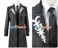 Arcana Famiglia Dante Costume Coat Cosplay Outfit H008