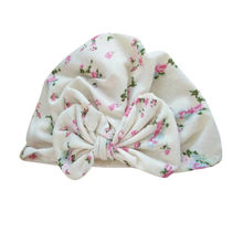 Cute Newborn Toddler Kids Baby Boy Girl Turban Cotton Beanie Hat Winter Warm Cap(China)