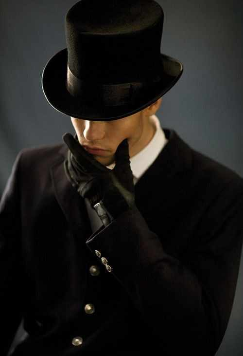 LUCKYLIANJI 13.5 cm 4 Kích Cỡ Steampunk Victorian Hàng Đầu Chính Thức Mũ Len Cảm Thấy Cổ Điển Nhà Ảo Thuật Fedoras Thợ Làm Mũ Điên Tổng Thống Bowler Hat
