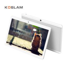 "10.1 Pulgadas Android 6.0 4G TDD FDD Tablet PC Phablet Quad Core 2 GB RAM 16 GB ROM 10.1 ""1920×1200 IPS de la Pantalla WIFI GPS de Doble SIM Teléfono"